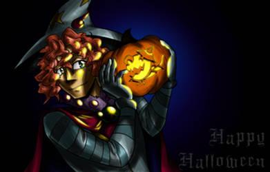 YGO - Dennis's Halloween