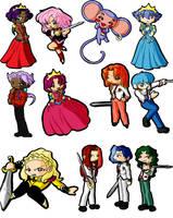 Chibi Revolution by SailorAnime