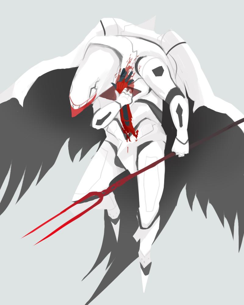cruelest angel by zombieless