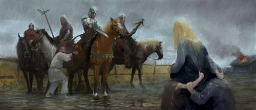 Men at Arms by EthicallyChallenged