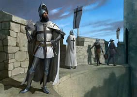 Teutonic Knight by EthicallyChallenged