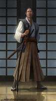 Samurai concept
