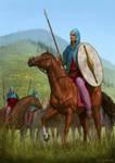 Mounted Theuroporoi
