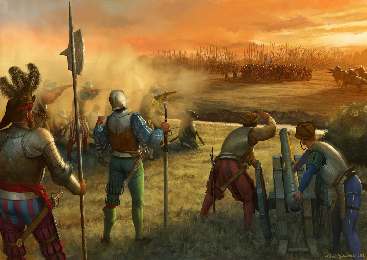Battle of Marignano by EthicallyChallenged