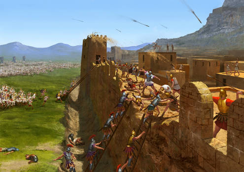 Siege of Eryx