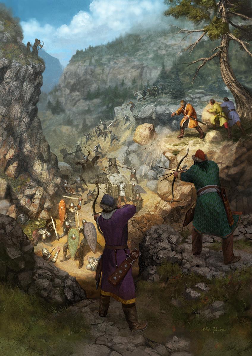 Battle of Myriokephalon by EthicallyChallenged