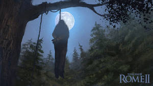 Moonlit Forest