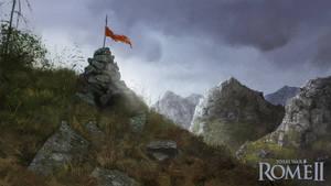 Mountain Grave