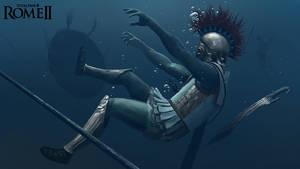 Into the arms of Poseidon