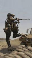 Trex Soldier V2