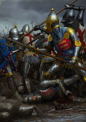 Agincourt Mudbath by EthicallyChallenged