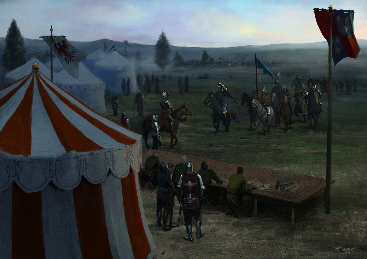 Agincourt mustering