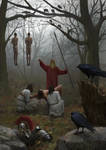 Wodan Sacrifice