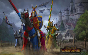 Knights of Bretonnia by EthicallyChallenged