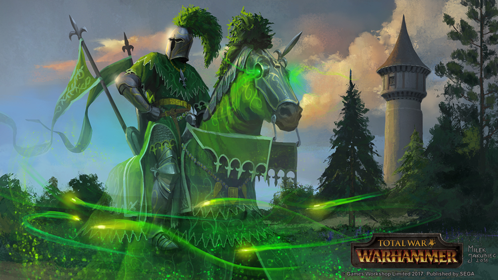 The Green Knight by EthicallyChallenged