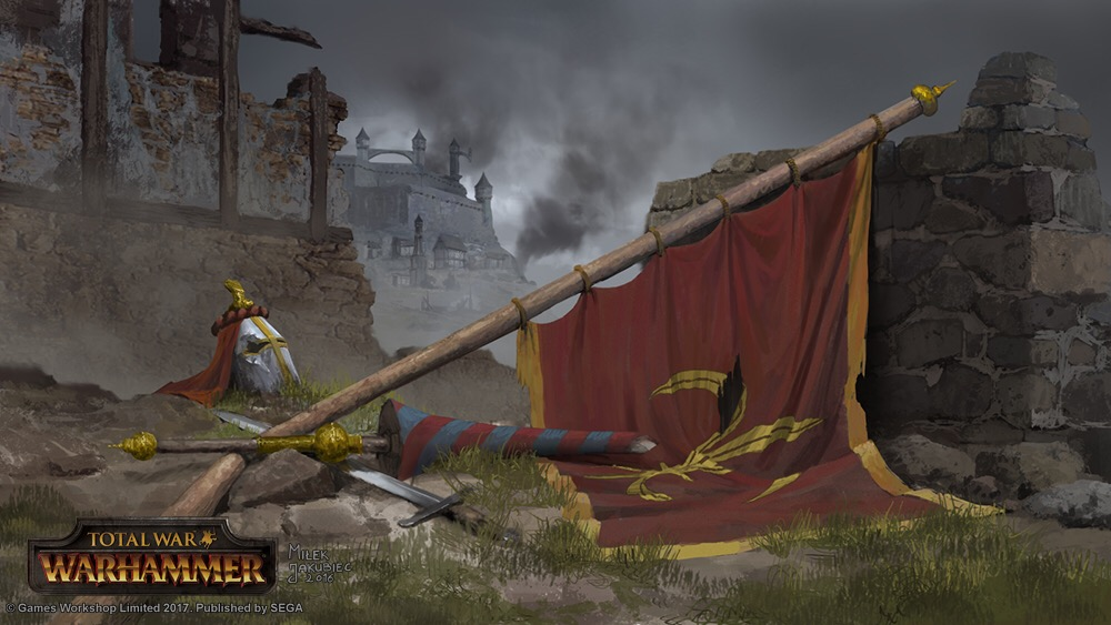 Tattered banner by EthicallyChallenged