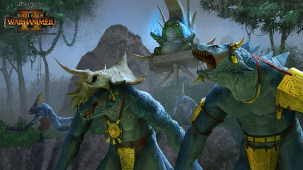 Lizardmen Faction