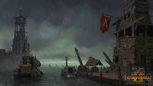 Skaven harbor by EthicallyChallenged