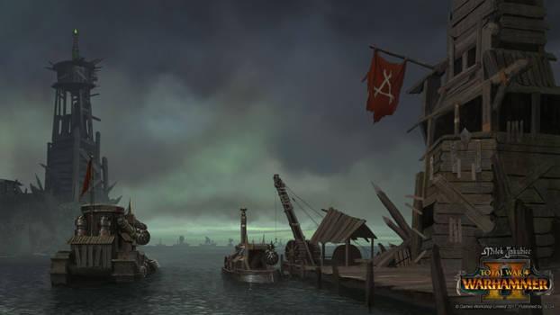 Skaven harbor