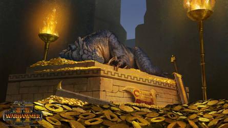 Lizardmen funeral