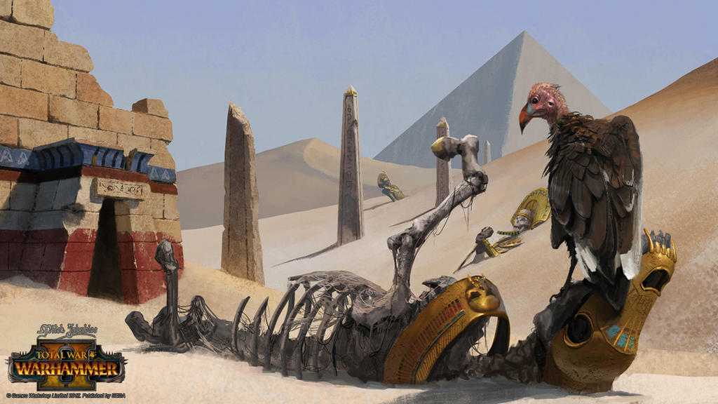 Tomb Kings decline by EthicallyChallenged