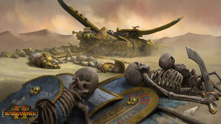Tomb Kings Defeated