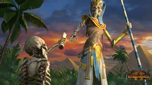 Tomb Kings Messenger