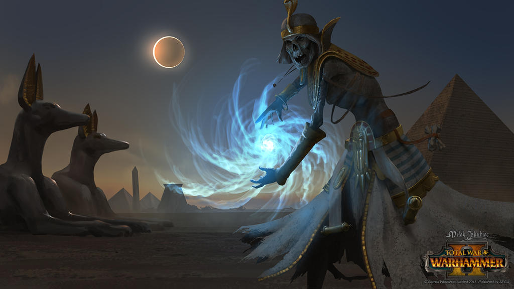 Tomb Kings - Eclipse by EthicallyChallenged