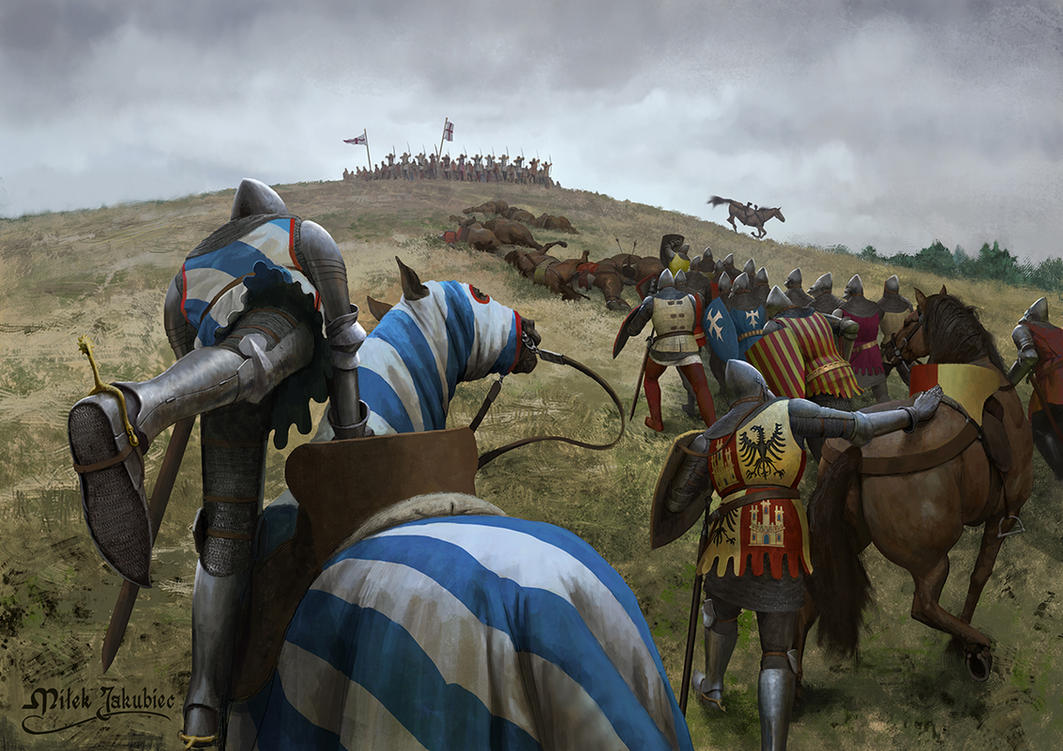 Battle of Inglesmendi by EthicallyChallenged