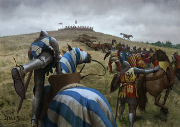 Battle of Inglesmendi by EthicallyChallenged