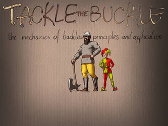 Tackle the Buckle by EthicallyChallenged