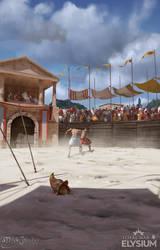 Total War:ELYSIUM - Gladiatorial Arena