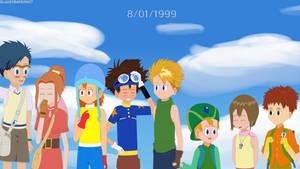 Odaiba Day 2020 - Digimon