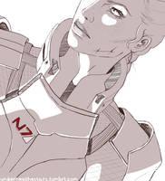 Andromeda Shepard