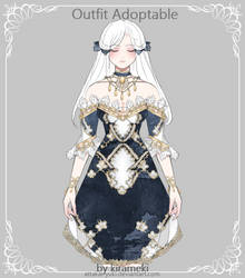 Outfit Adoptable | Auction [CLOSED] by attakai-yuki