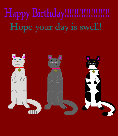 Yung Emos Birthday Card by Ginerva16 on DeviantArt – Emo Birthday Cards