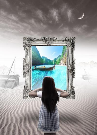 Mirror by sedatgever