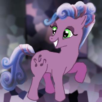 Pony Persona 1 by musicsuperspaz