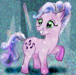 Pony Persona 2 (WITH SPARKLES)
