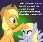 Cross-Eyed Ponies