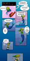 Curse of the Mermaid Suit by FieryJinx