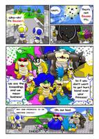 Princess Mario - Page Six by FieryJinx