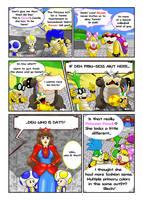 Princess Mario - Page Seven by FieryJinx
