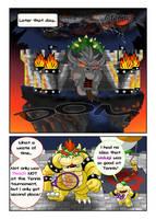 Princess Mario - Page Ten by FieryJinx
