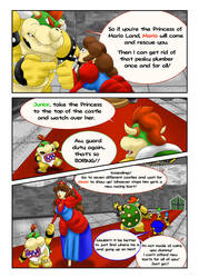 Princess Mario - Page Fifteen by FieryJinx