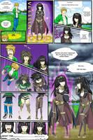 COMMISSION: Black Magic Woman by FieryJinx