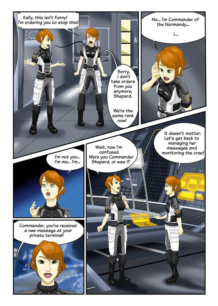 COMMISSION: Demoted - Page Three by FieryJinx