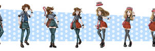 COMMISSION: Serena TG Sequence