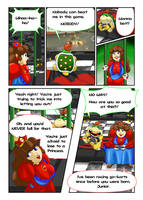Princess Mario - Page Twenty by FieryJinx