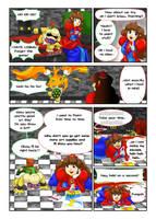 Princess Mario - Page Twenty One by FieryJinx